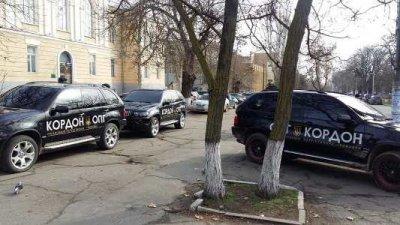 Начальник Департамента патрульной полиции: ОПГ «Кордон» может заниматься рейдерством
