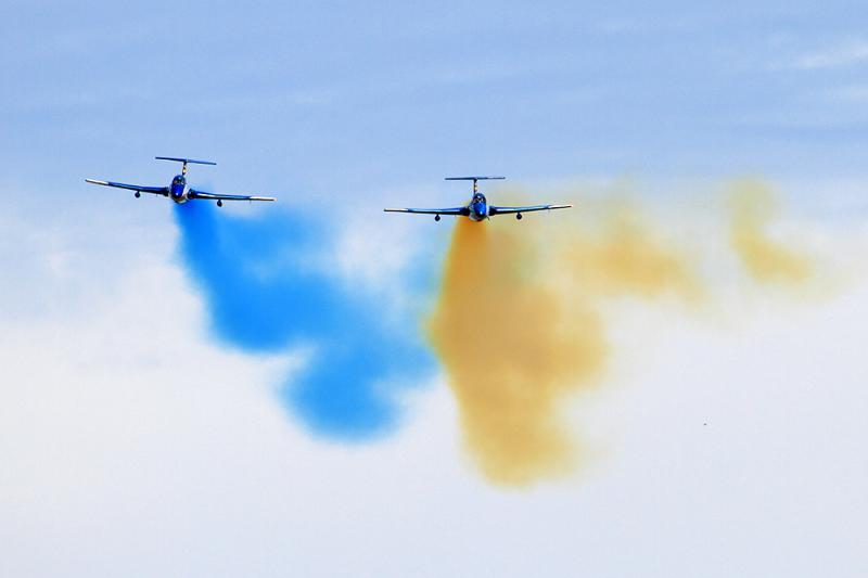 На Херсонщині під час відкриття туристичного сезону відбудеться дивовижне авіашоу