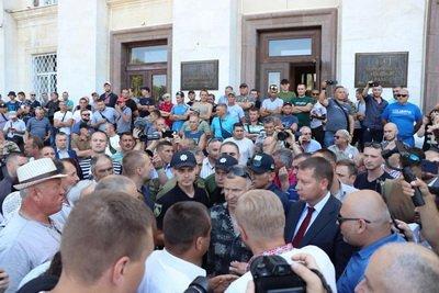 Андрій Гордєєв: «Дестабілізація на Херсонщині не пройде!»