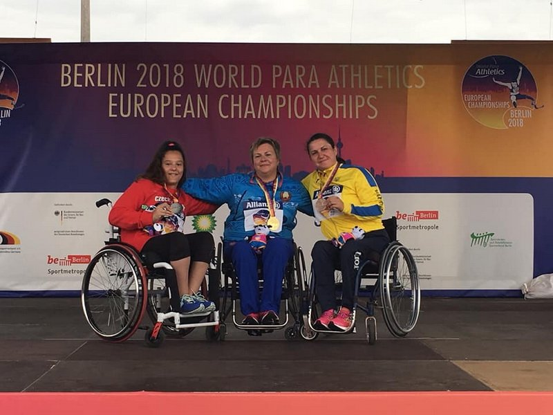 Відома херсонська спортсменка встановила новий світовий рекорд