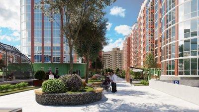 В Херсоне появится европейский жилой квартал «Радужный»