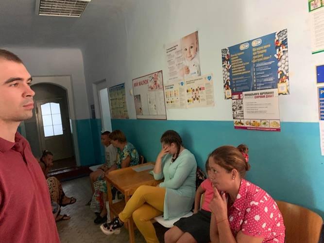 В ОТО под Херсоном заработала аккредитованная амбулатория
