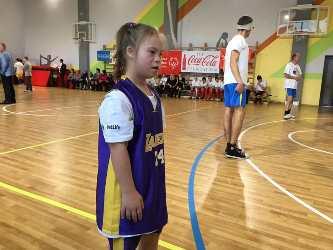 На соревнованиях детей с пониженным интеллектом сборная Херсонщины завоевала бронзу