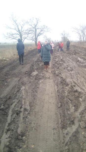 После «ремонта» дороги по Кочубеевской ОТО не проехать
