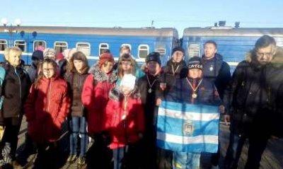 Херсонці посіли ІІІ місце у Всеукраїнських змаганнях з баскетболу Спеціальної Олімпіади України