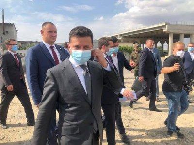 Владимир Сальдо о возобновленном строительстве мостоперехода: «Сработало»