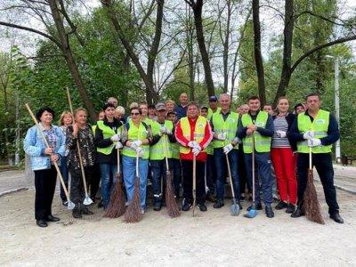 Програма Сальдо передбачає продовження будівництва Ландшафтного парку «Таврійський»